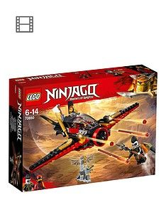 LEGO Ninjago 70650 Destiny's Wing Plane Best Price, Cheapest Prices