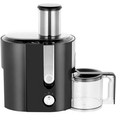 Braun Multiquick J500 Centrifugal Juicer - Black Best Price, Cheapest Prices