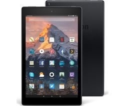 AMAZON Fire HD 10 Tablet with Alexa (2017) - 32 GB, Black Best Price, Cheapest Prices