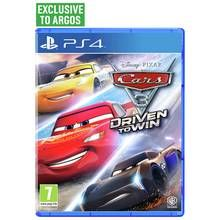 Cars 3: Driven to Win PS4 Game Best Price, Cheapest Prices
