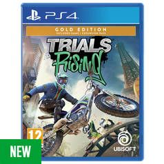 Trials Rising Gold Edition PS4 Game Best Price, Cheapest Prices