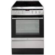 Amica 608CE2TAXX 60cm Single Oven Electric Cooker - S/ Steel Best Price, Cheapest Prices