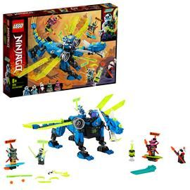 LEGO Ninjago Jay's Cyber Dragon Mech Action Figure - 71711/t Best Price, Cheapest Prices