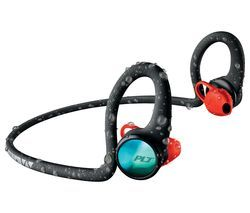 PLANTRONICS BackBeat FIT 2100 Wireless Bluetooth Headphones - Black Best Price, Cheapest Prices