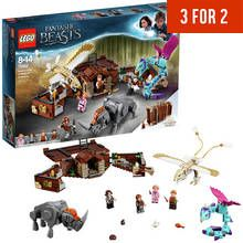 LEGO Fantastic Beasts Newt's Case of Magical Creatures-75952 Best Price, Cheapest Prices
