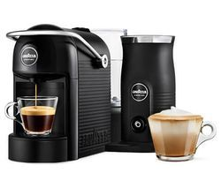 LAVAZZA Jolie & Milk Coffee Machine - Black Best Price, Cheapest Prices