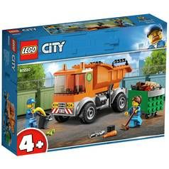 LEGO City Garbage Toy Truck Construction Set - 60220 Best Price, Cheapest Prices