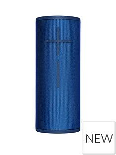 Ultimate Ears BOOM 3 Bluetooth Speaker - Lagoon Blue Best Price, Cheapest Prices