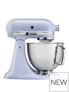 KitchenAid Limited Edition Artisan 4.8-Litre Stand Mixer in Matte Lavender with Hammered Steel Bowl Best Price, Cheapest Prices