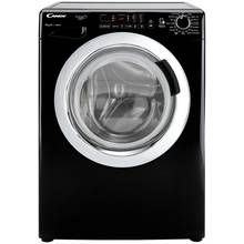 Candy GVS1410DC3B 10KG 1400 Spin Washing Machine - Black Best Price, Cheapest Prices