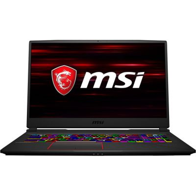 MSI GE75 Raider 8SF-074UK 17.3