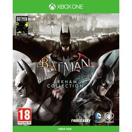 Batman: Arkham Collection Xbox One Game Best Price, Cheapest Prices