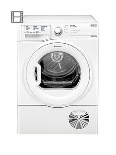 Hotpoint Aquarius TCFS73BGP 7kg Condenser Sensor Dryer - White Best Price, Cheapest Prices