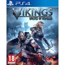 Vikings Wolves of Midgard Special Edition PS4 Game Best Price, Cheapest Prices