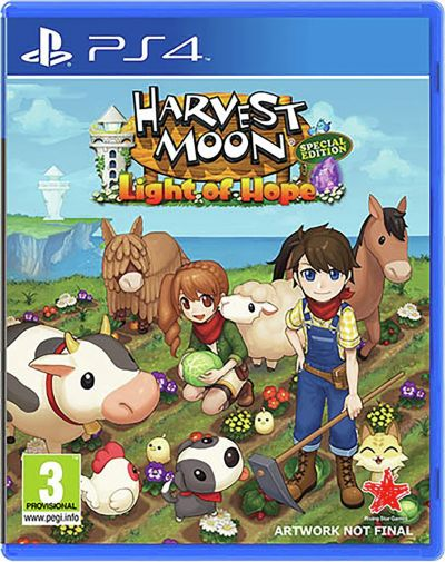 Harvest Moon: Light of Hope Complete Edn PS4 Pre-Order Game Best Price, Cheapest Prices