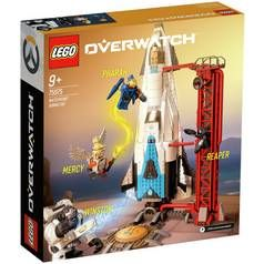 LEGO Overwatch Watchpoint Gibralter - 75975 Best Price, Cheapest Prices