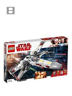 Lego Star Wars 75218 X-Wing Starfighter&Trade; Best Price, Cheapest Prices