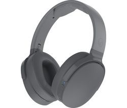 SKULLCANDY Hesh 3 Wireless Bluetooth Headphones - Grey Best Price, Cheapest Prices