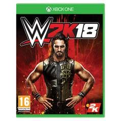 WWE 2K18 Xbox One Pre-Order Game Best Price, Cheapest Prices