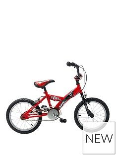 Sonic Boom Junior Boys Y Frame 16 inch Wheel Best Price, Cheapest Prices