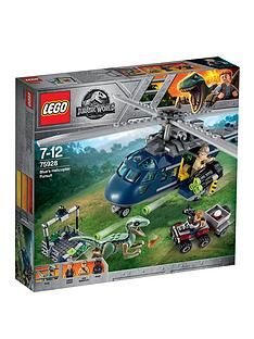 LEGO Jurassic World Jurassic World 75928 Blue's Helicopter Pursuit Best Price, Cheapest Prices