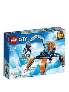 LEGO City 60192 City Arctic Ice Crawler Best Price, Cheapest Prices