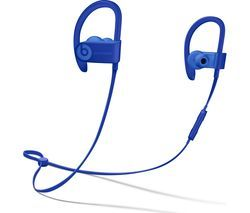 BEATS Powerbeats3 Neighbourhood Wireless Bluetooth Headphones - Break Blue Best Price, Cheapest Prices