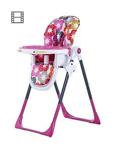 Cosatto Noodle Supa Highchair - Poppidelic Best Price, Cheapest Prices