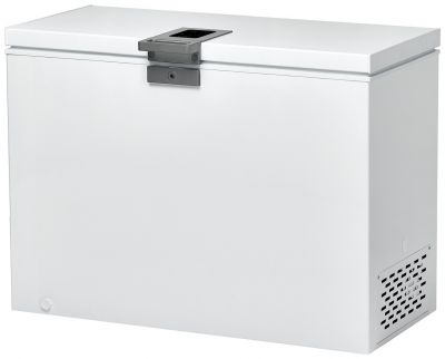 Hoover HMCH302EL Chest Freezer - White Best Price, Cheapest Prices