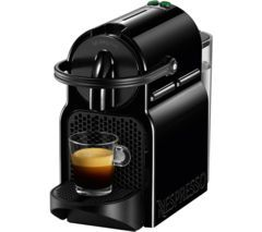 NESPRESSO by Magimix Inissia 11350 Coffee Machine - Black Best Price, Cheapest Prices