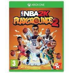 NBA Playgrounds 2 Xbox One Game Best Price, Cheapest Prices