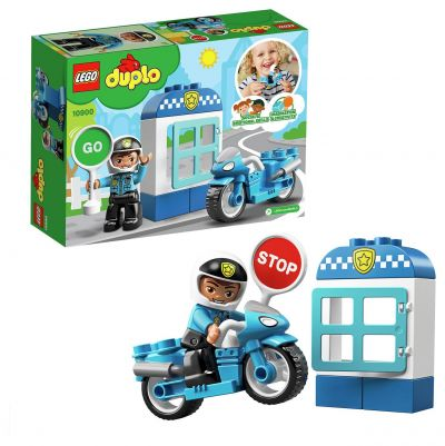 LEGO DUPLO Police Toy Bike - 10900 Best Price, Cheapest Prices