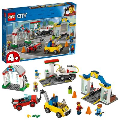 LEGO City Garage Center Playset - 60232 Best Price, Cheapest Prices