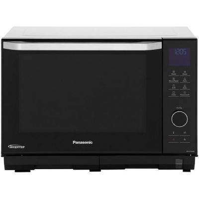 Panasonic 4in1 Steam NN-DS596BBPQ 27 Litre Combination Microwave Oven - Black Best Price, Cheapest Prices