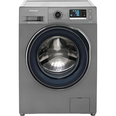 Samsung ecobubble™ WW80J6410CX 8Kg Washing Machine with 1400 rpm - Graphite - A+++ Rated Best Price, Cheapest Prices