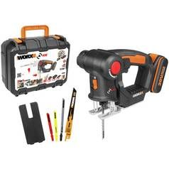 WORX WX550 18V 20V MAX AXIS Multi Purpose 2 in 1 Saw Best Price, Cheapest Prices
