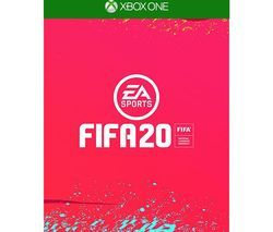 XBOX ONE FIFA 20 Best Price, Cheapest Prices