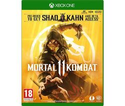 XBOX ONE Mortal Kombat 11 Best Price, Cheapest Prices