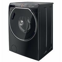 Hoover AWMPD610LH8B AXI Smart 10kg 1600 spin Freestanding Washing Machine With WiFi Connect - Black With Tinted Door Best Price, Cheapest Prices