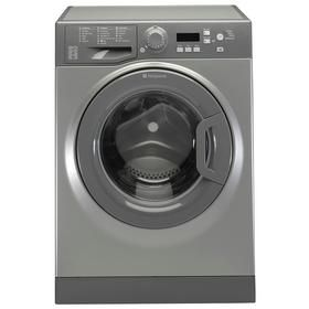 Hotpoint WMBF844G 8KG 1400 Spin Washing Machine - Graphite Best Price, Cheapest Prices