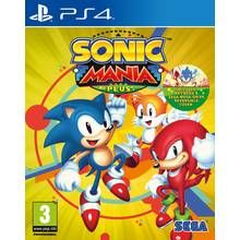 Sonic Mania Plus PS4 Game Best Price, Cheapest Prices