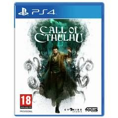 Call of Cthulhu PS4 Game Best Price, Cheapest Prices