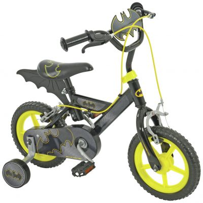 DC Comics Batman 12 Inch Kid's Bike Best Price, Cheapest Prices