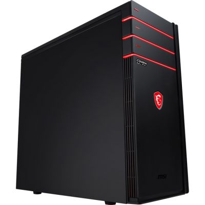 MSI Codex 3 8RB-215UK Gaming Tower - Black Best Price, Cheapest Prices