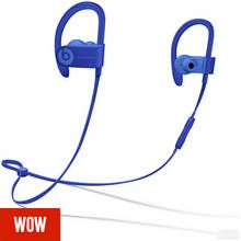 Beats by Dre Powerbeats 3 Wireless In-Ear Headphones - Blue Best Price, Cheapest Prices