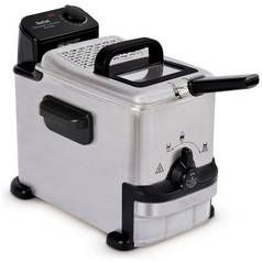 Tefal FR701640 Oleoclean Compact Deep Fryer - S/Steel Best Price, Cheapest Prices