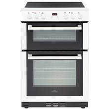 New World 60EDOMC Double Electric Cooker - White Best Price, Cheapest Prices