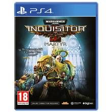 WH40K Inquisitor Martyr PS4 Game Best Price, Cheapest Prices