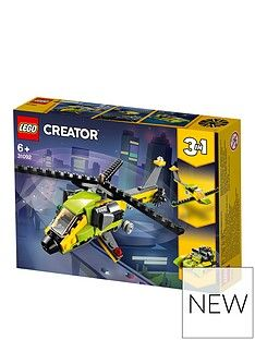 LEGO Creator 31092Helicopter Adventure Best Price, Cheapest Prices