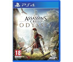 PS4 Assassin's Creed Odyssey Best Price, Cheapest Prices